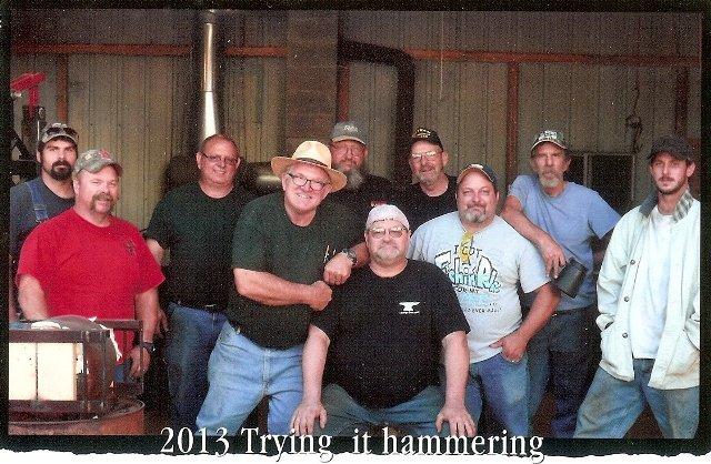 stan's hammer In 2013