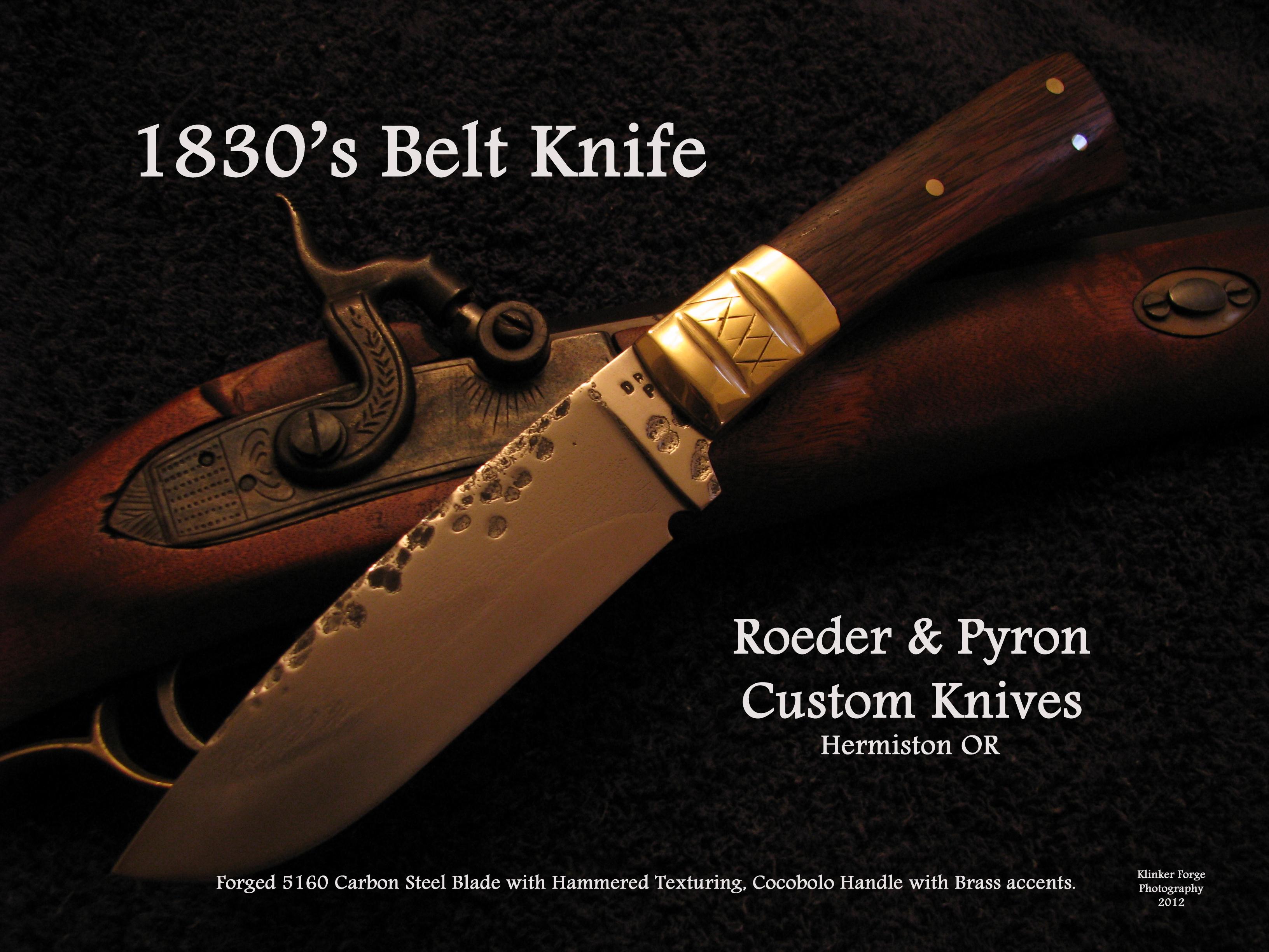 Belt Knife 2
