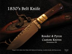 Belt Knife 2