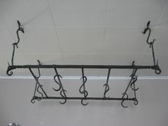 Large pot rack