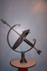 My second armillary