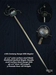 17th Century Rapier