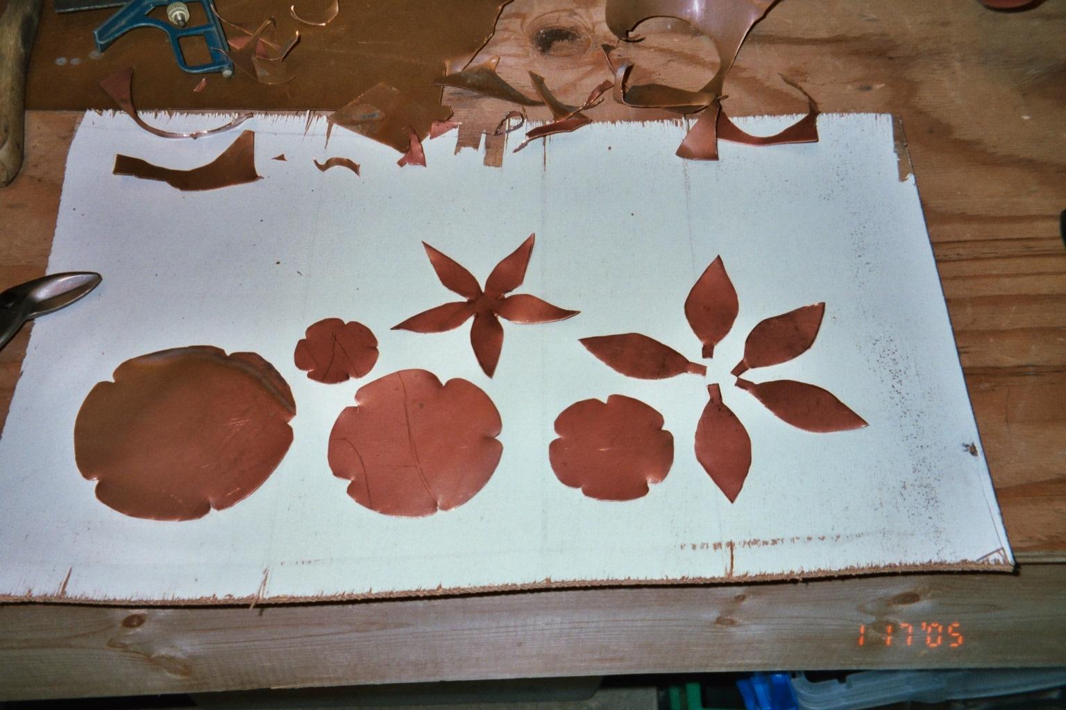 Copper Rose  2