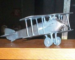 ww1 spad fighter