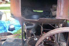 Trailer firepot replacement 5