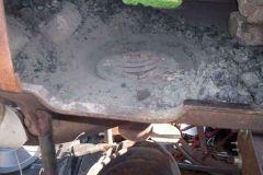 Trailer firepot replacement 3