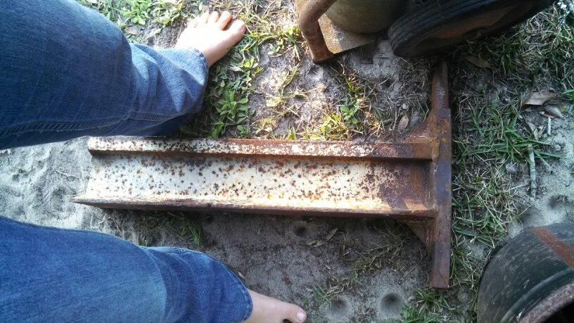 Railroad anvil: 18 months later