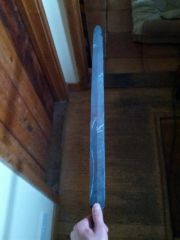 Sword 1: Adjustments