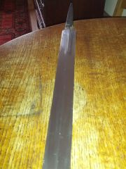 Sword 1: Rough Ground
