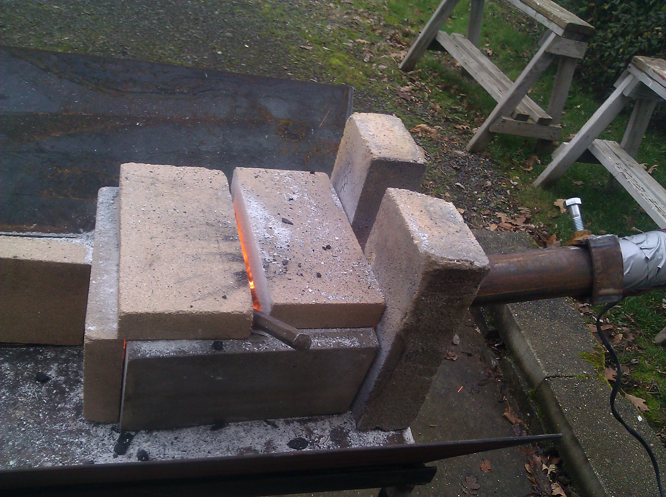 First forge
