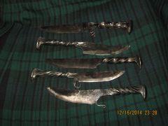 IMG 1079  RR spike knives