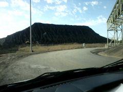 A Small Coal Pile?