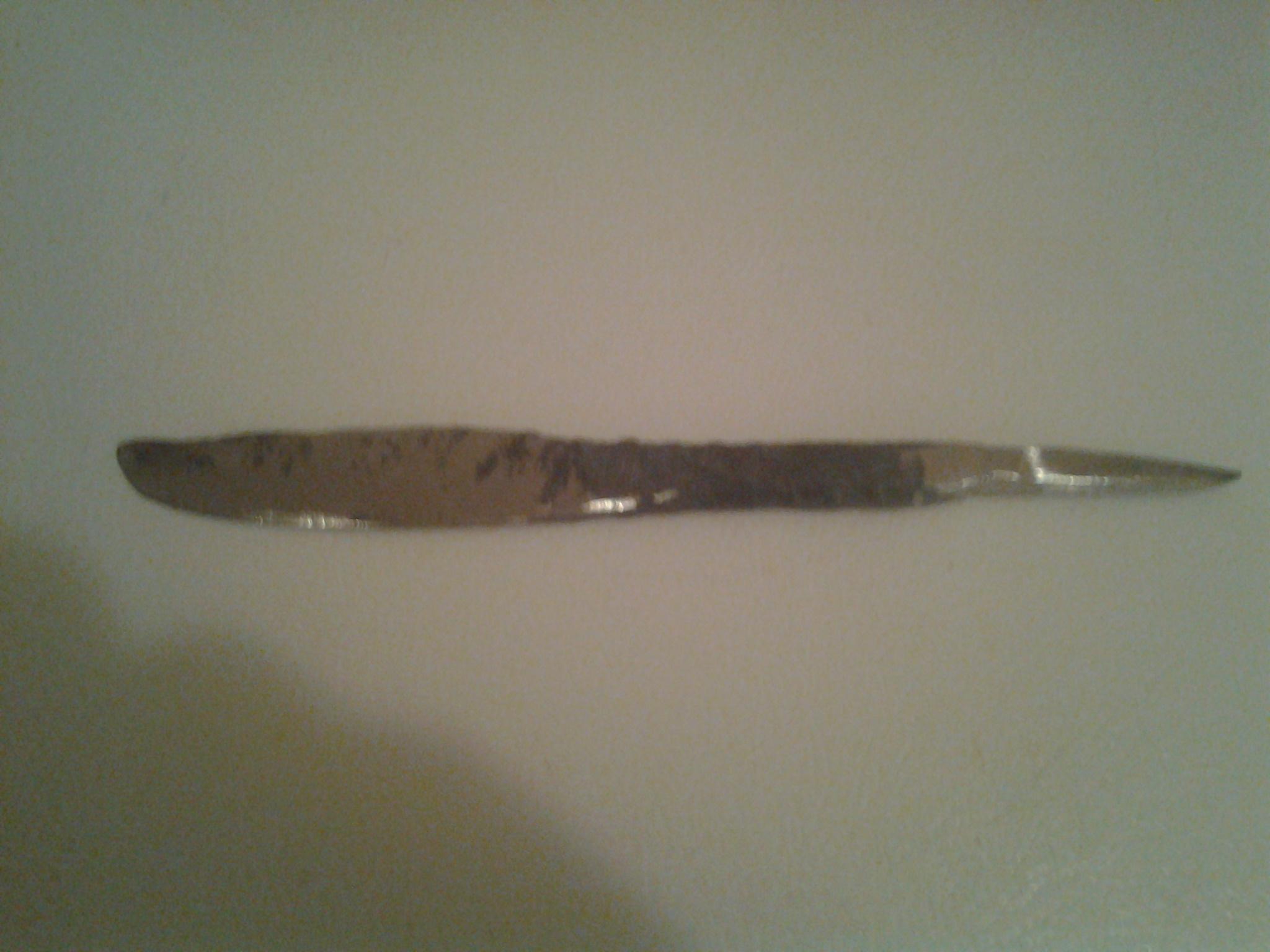 Rebar knife