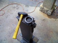 ring dishing hardy tool