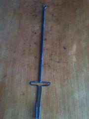 Celtic flesh hook (commission)