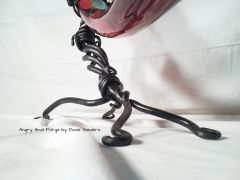 Stand for glass sculpture