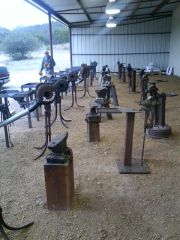 Balcones Forge Forging Stations