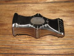 """Another file finished hammer I call this """"the High Gothic"""""""