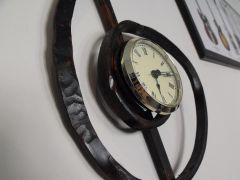 Clock Frame Close Up