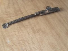 193 Old French latch bar