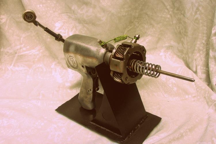 Goliathon 83 Sub-Atomic Beam Disruptor