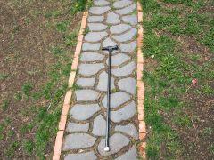 Blacksmiths cane