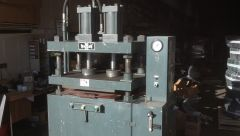 100 TON HYDRAULIC PRESS 2