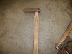 blade-smithing/dog face hammer
