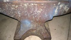 Birthday Anvil Side 1