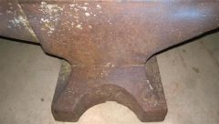 Birthday Anvil Side 2