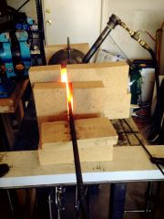forge running with rebar