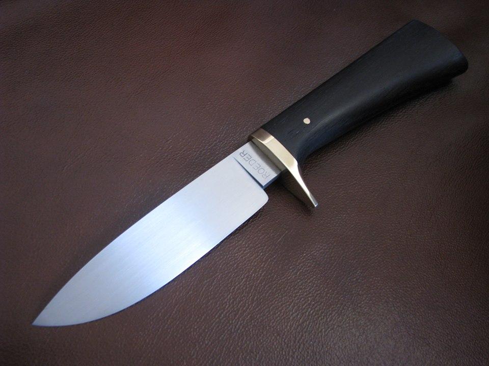 Bog Oak Knife