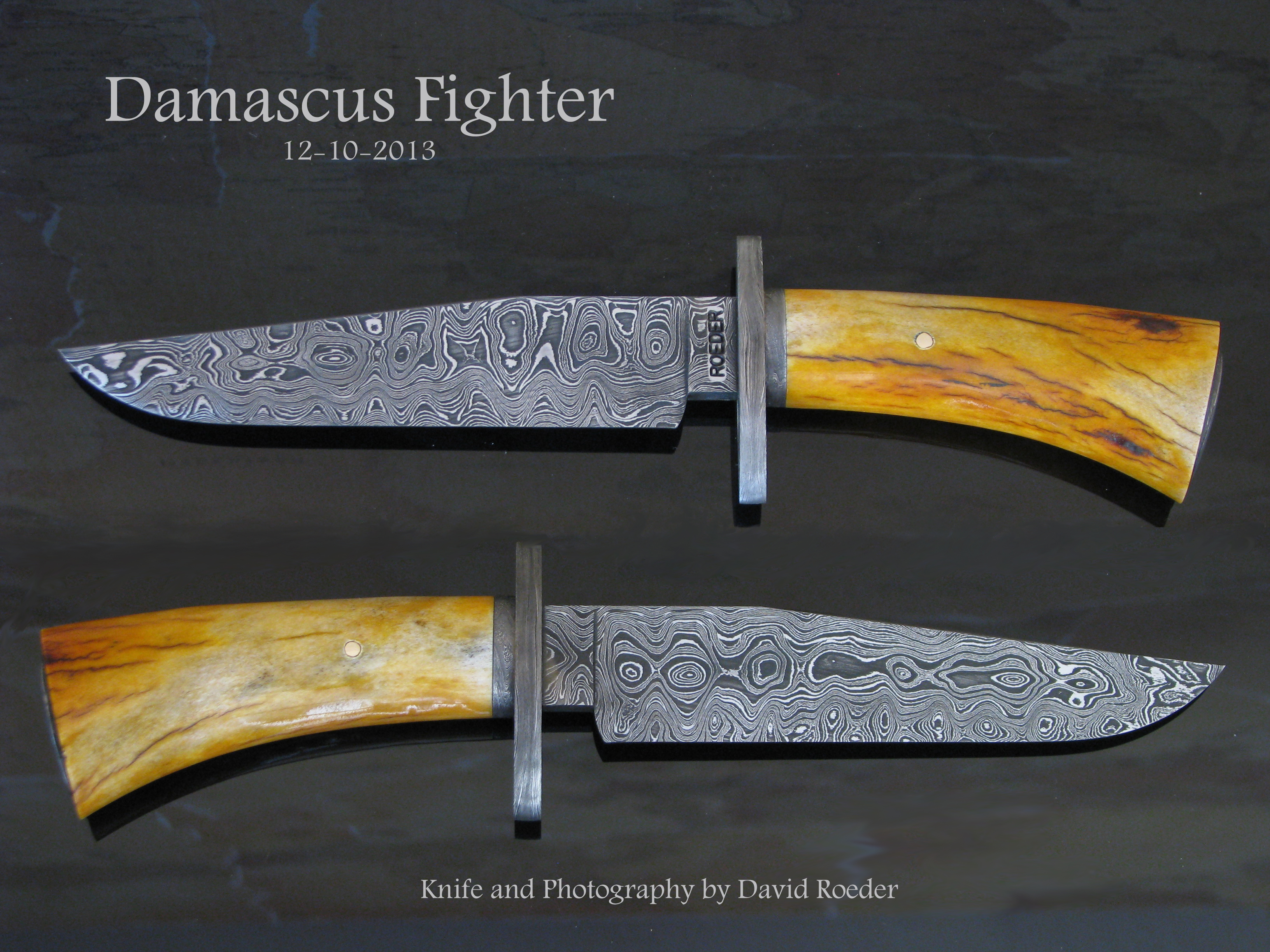 Damascus Fighter 12 10 2013