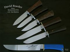 2014 J.S. Test Knives by David Roeder,