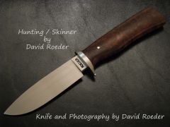 Hunter / Skinner by David Roeder