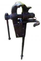 Wrought vise