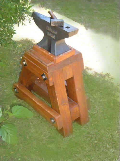 Traveling Portable Anvil Stand Anvils Swage Blocks