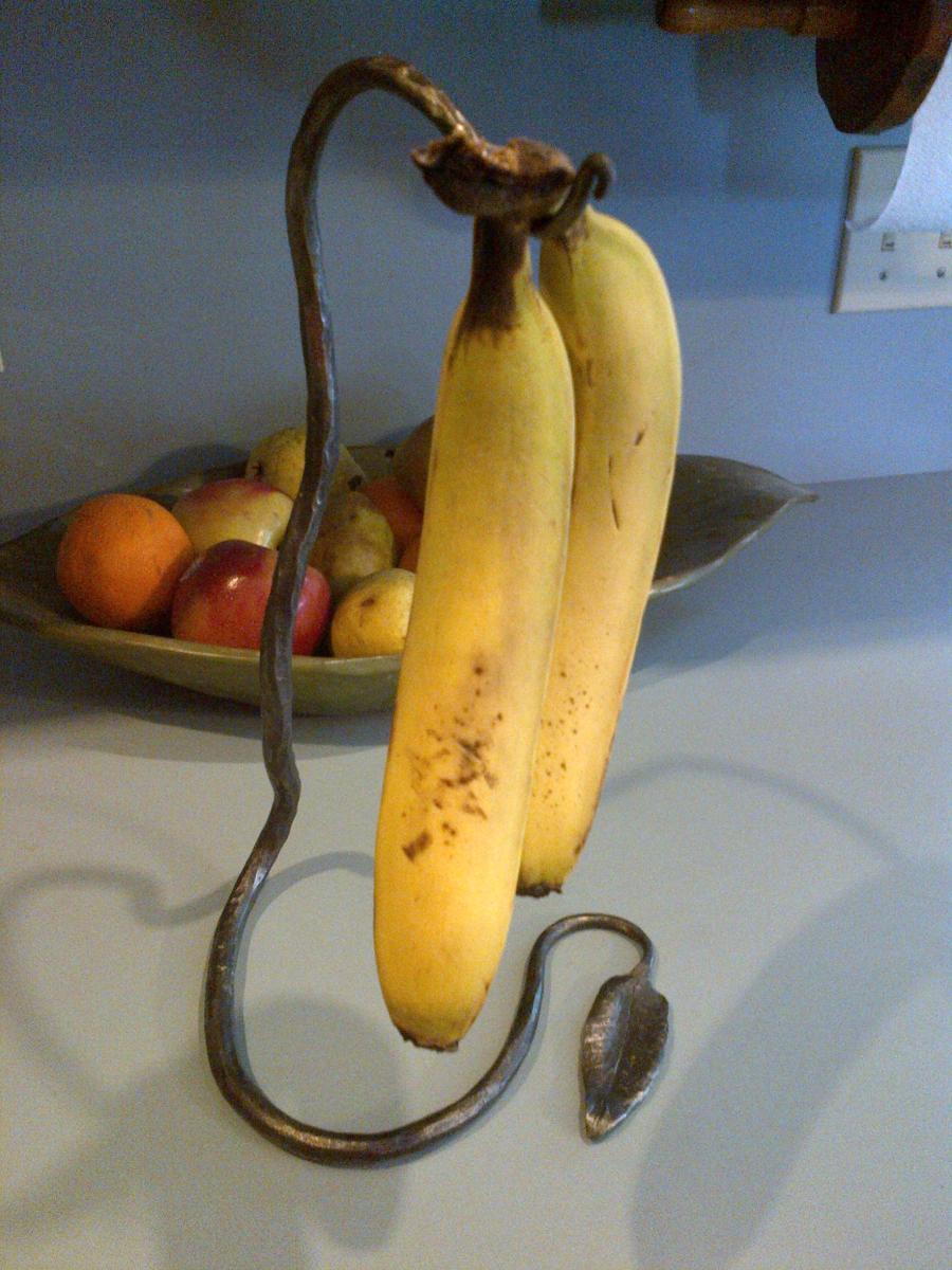 Scap steel Banana Hook