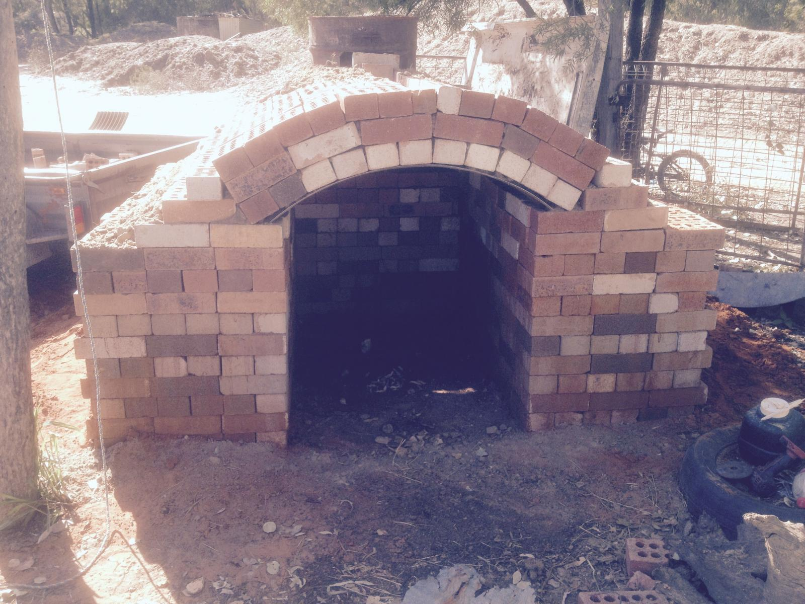 Oven for charcoal cooker