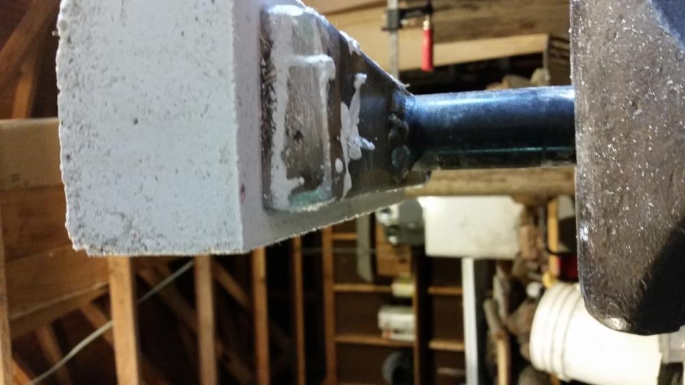 how to make a ribbon burner forge