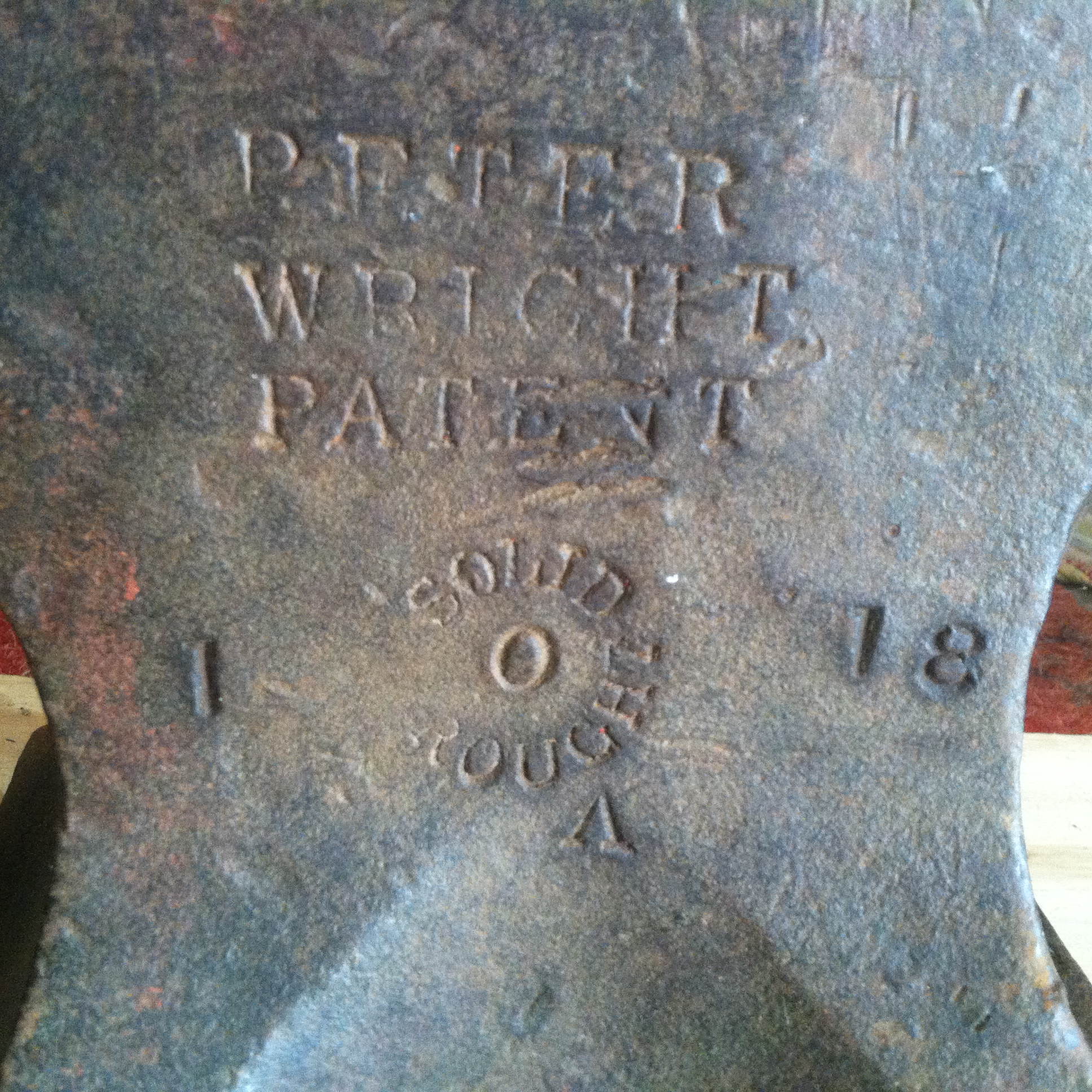 Craigslist Des Moines >> Show me your anvil - Page 49 - Anvils, Swage Blocks, and Mandrels - I Forge Iron