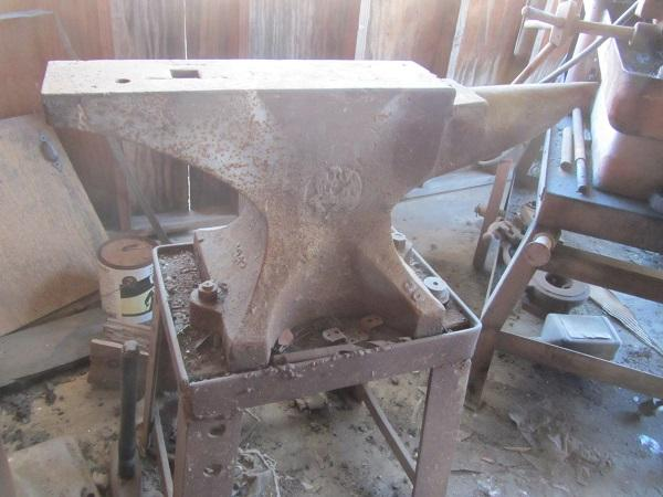 1940 Fisher Anvil Anvils Swage Blocks And Mandrels I
