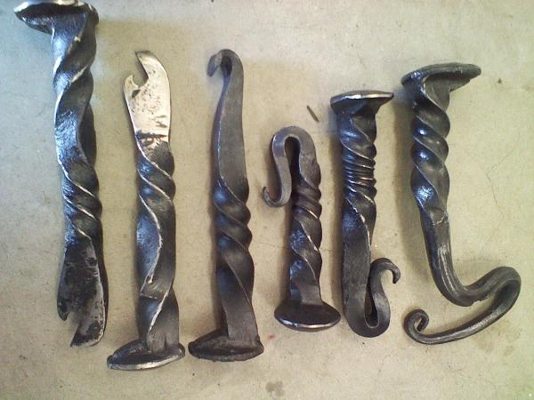 assorted RR spike bottle openers.jpg