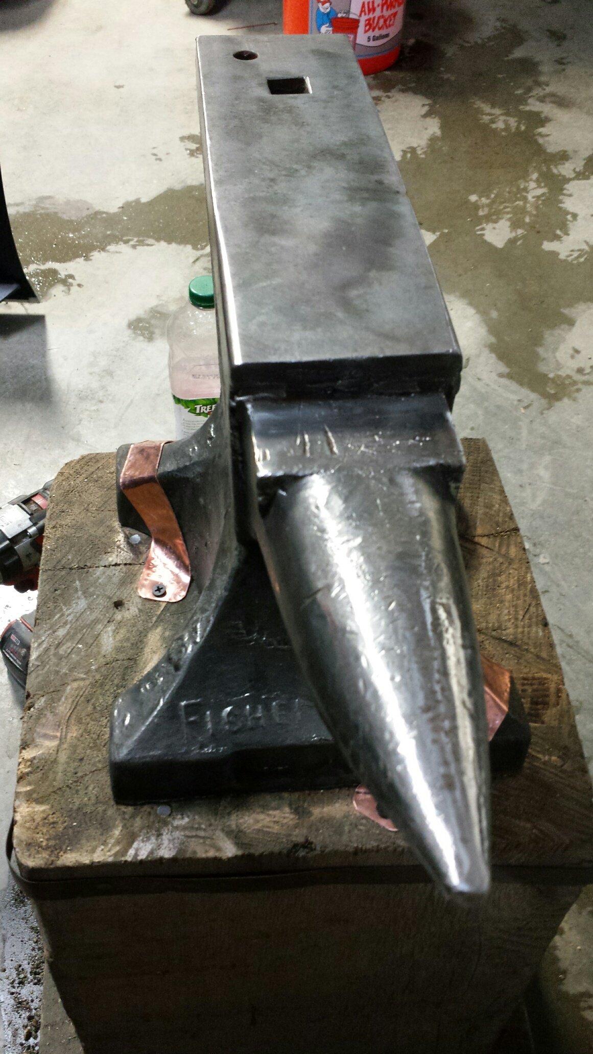 dating a fisher anvil