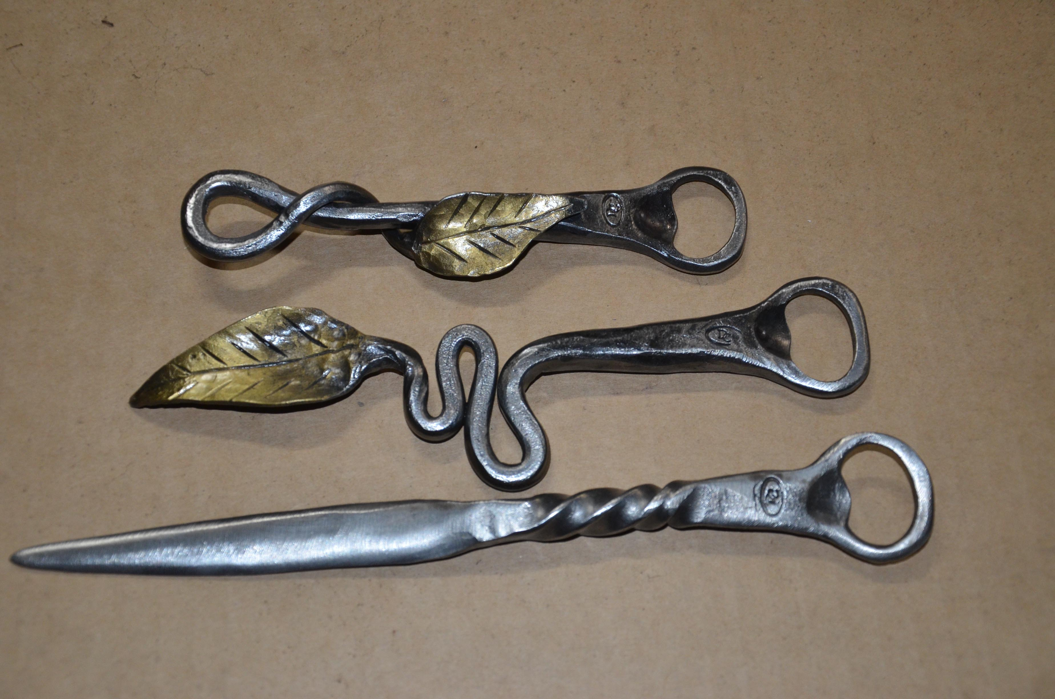 show me your bottle openers page 37 blacksmithing general discussion i forge iron. Black Bedroom Furniture Sets. Home Design Ideas