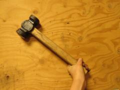 2.5 rounding hammer