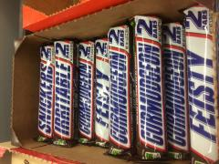 Snickers makes me think of IFI