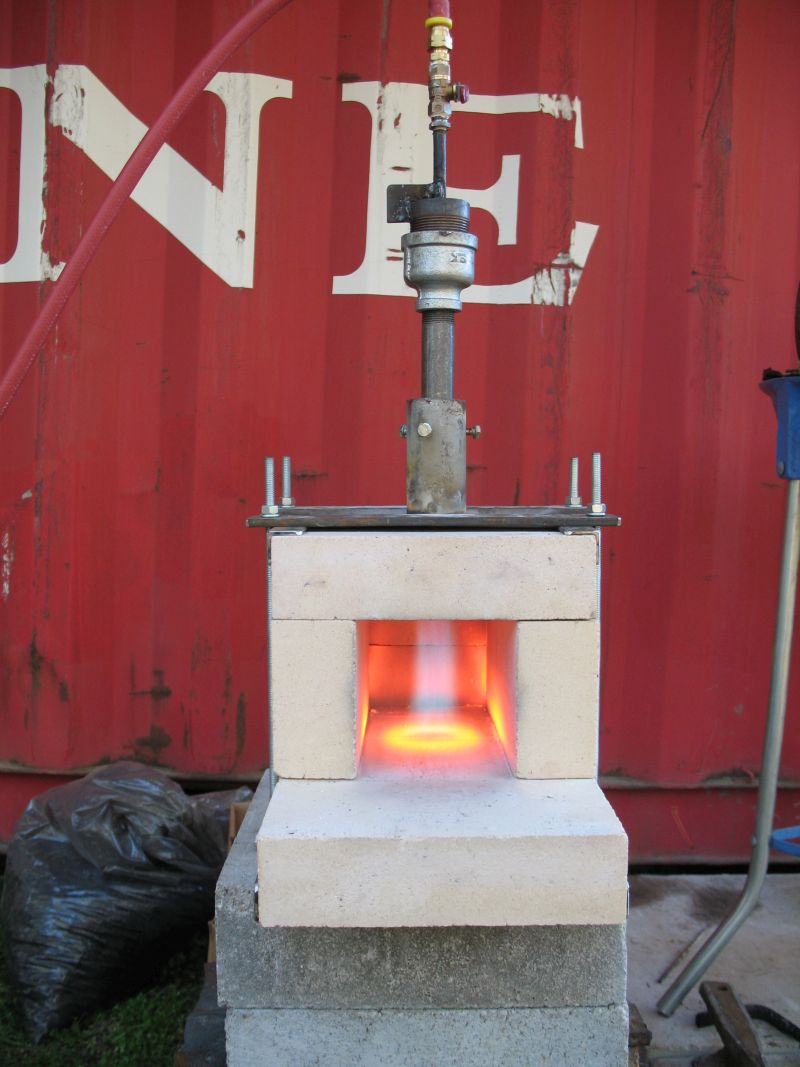 Propane Forge Intermit...