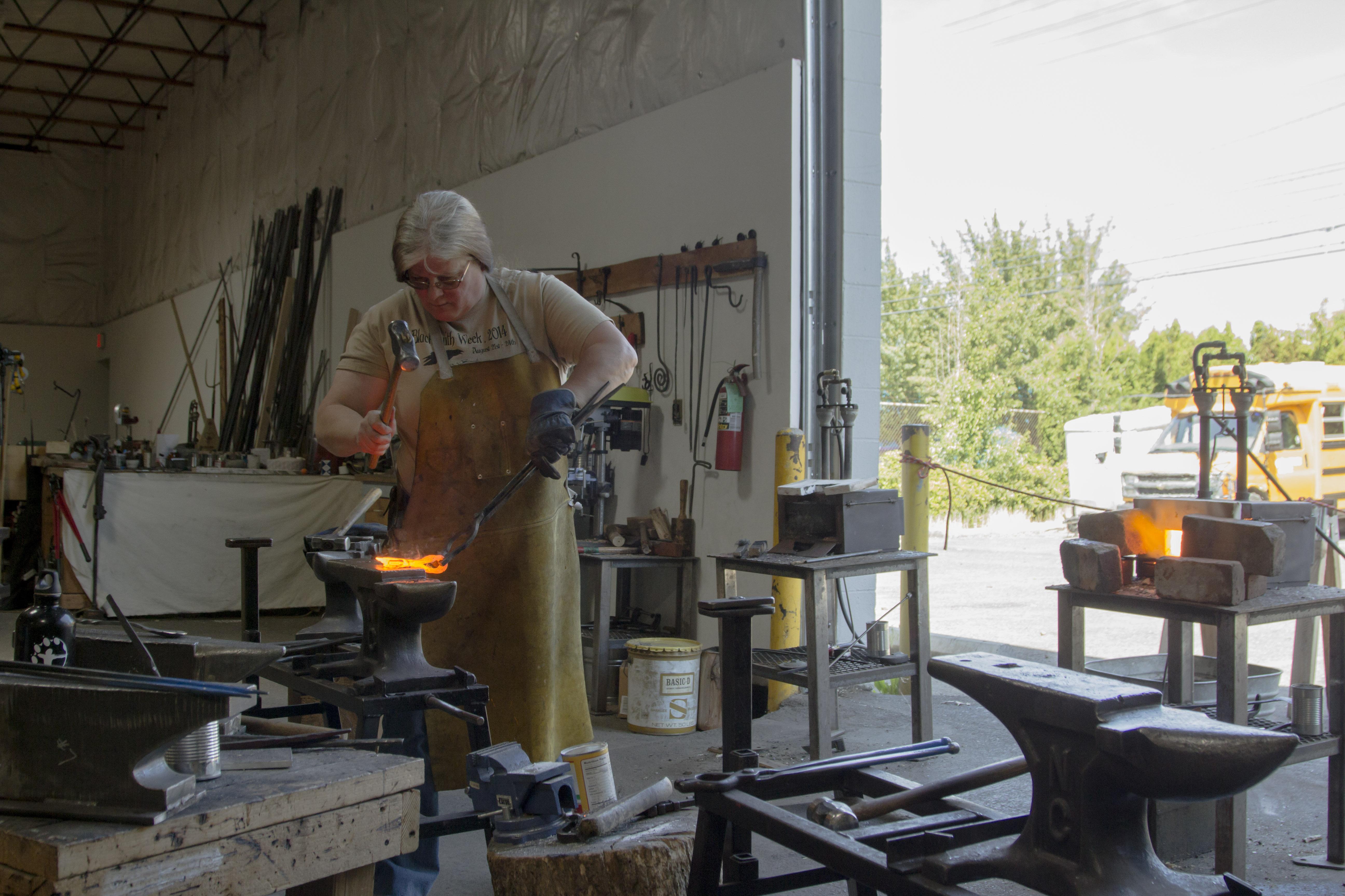 Forge Welding My First Axe Head Axes Hatchets Hawks