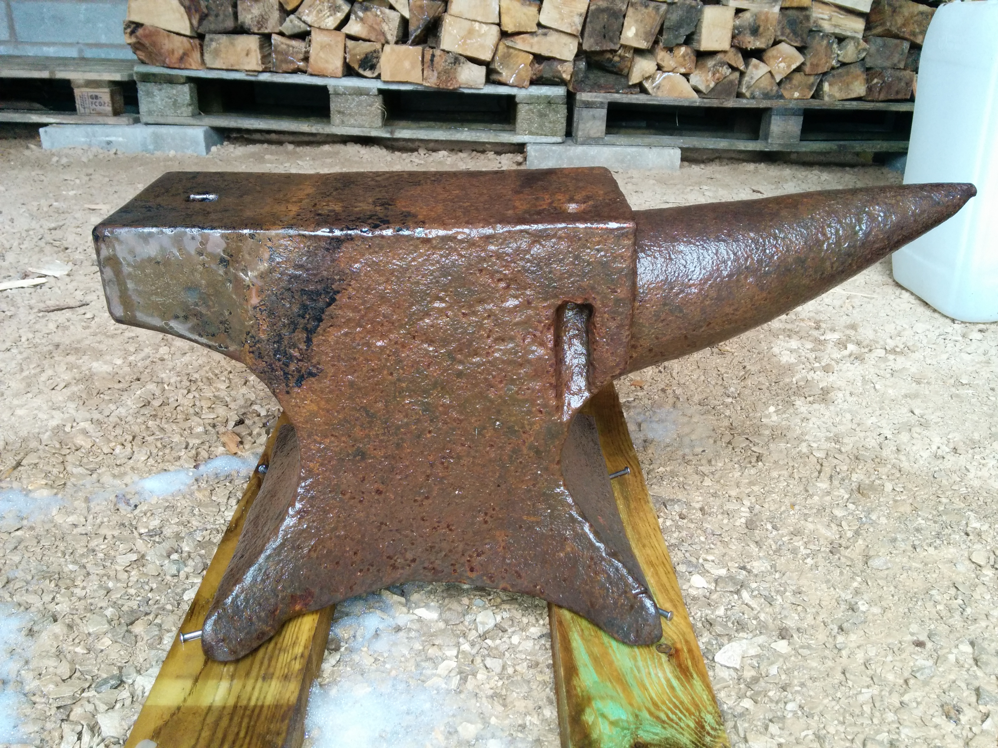 Unusual Anvil Images - Reverse Search